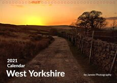 2021 Calendars for Sale - West Yorkshire Calendar